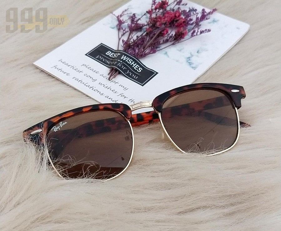 Club Master Cheetah Sunglass