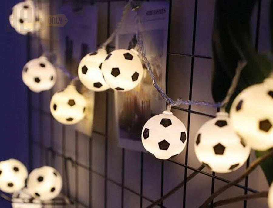 10 Football Led String Fairy Light
