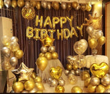 Golden Birthday Package