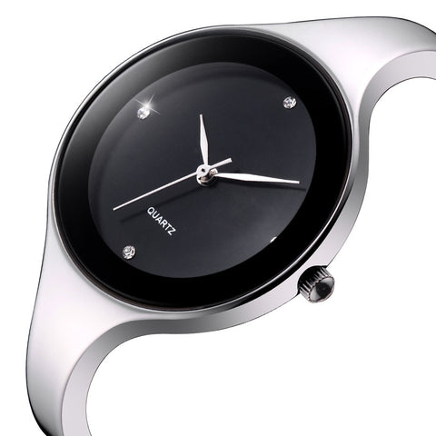 Elegant Round Watch