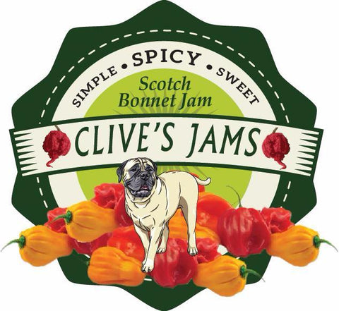Clive's Scotch Bonnet Jam