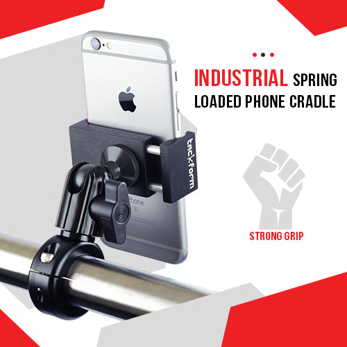 Motorcycle Phone Mount Tackform
