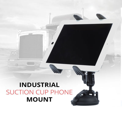 Heavy Duty Suction Cup Mount for Trucks Tackform