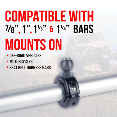 "Enduro Series™ GoPro Mount | 3.5"" Arm 