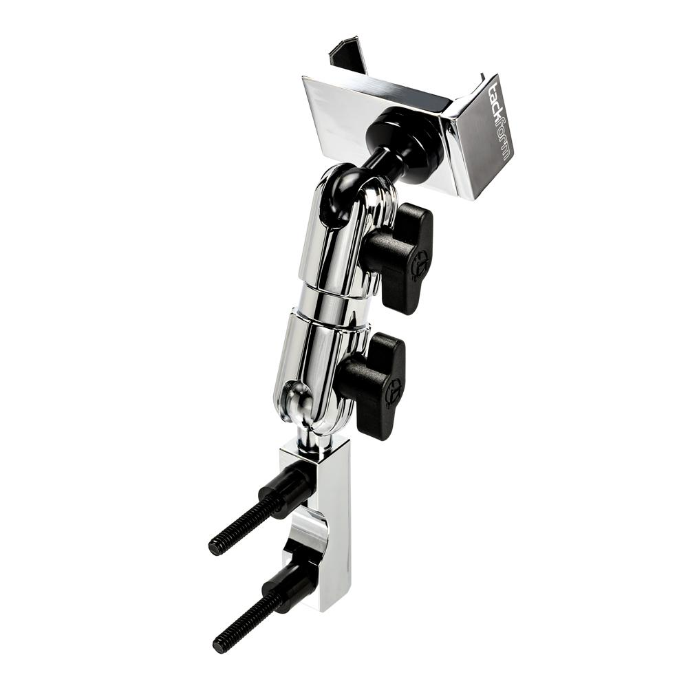 "Enduro Series™ CHROME Motorcycle Phone Mount | 3.5"" Arm 