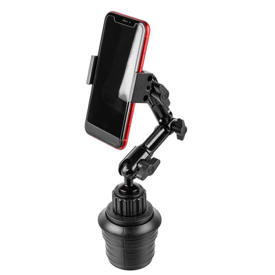 "PHONE HOLDER FOR CUPHOLDER | 7"" MODULAR ARM 