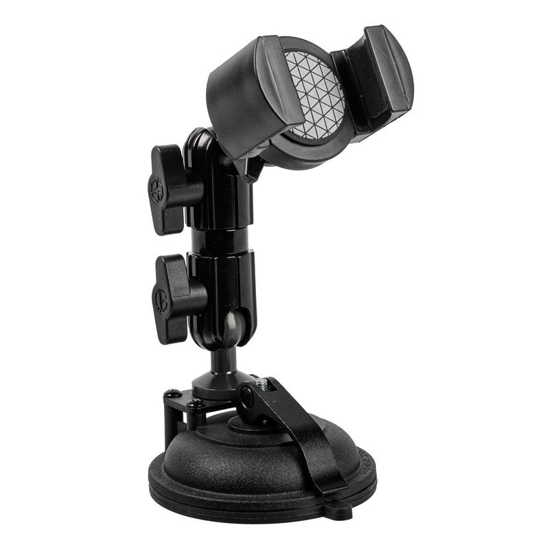 "SUCTION CUP PHONE HOLDER | 3.5"" ARM 