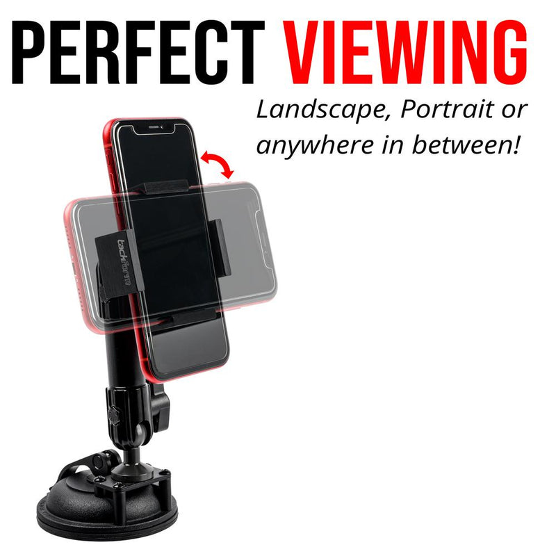 "Suction Cup Mount  | 4.75"" Arm 