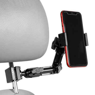 "Headrest Mount for Phone | 7"" Modular Arm 