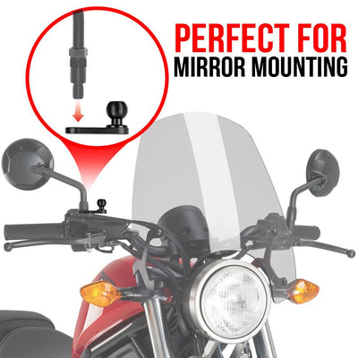 Mirror Pinch Bolt Mount