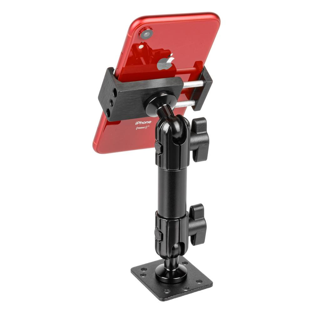 "AMPS Drill Base Mount | 4.75"" Arm 
