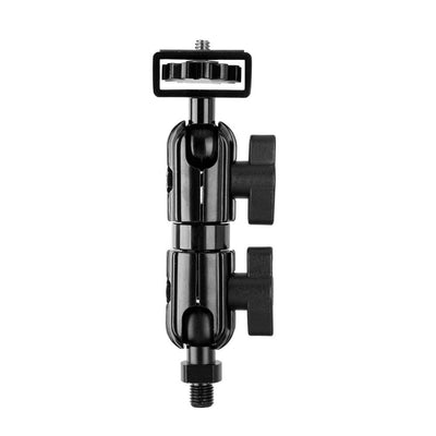 "M10 Fine Threaded Ball Mount for Camera | 3.5"" Arm 