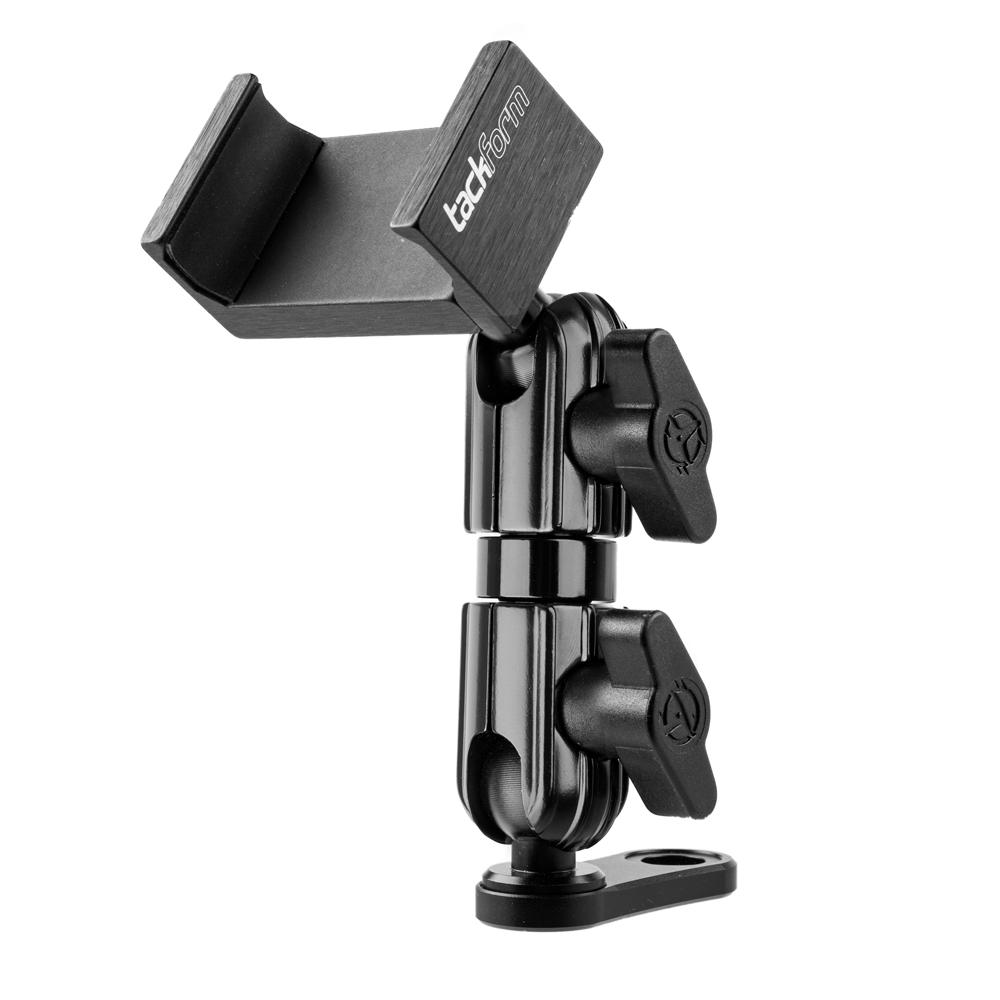 "Mirror Mount with arm for Phone | 3.5"" Stud Arm 