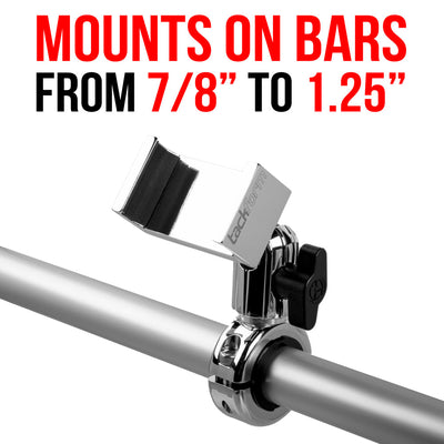 "Mount for 7/8""-1-1/4"" Handlebars 