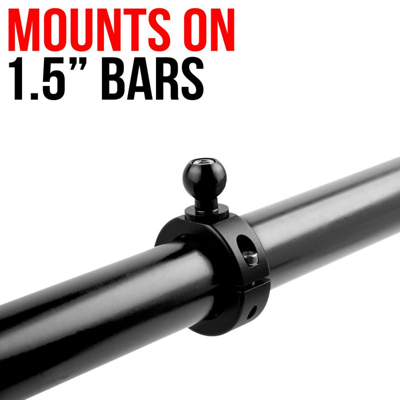 "1.5"" Bar Mount 