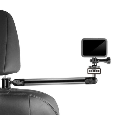 GoPro Headrest Mount - Action Camera Racing Mount
