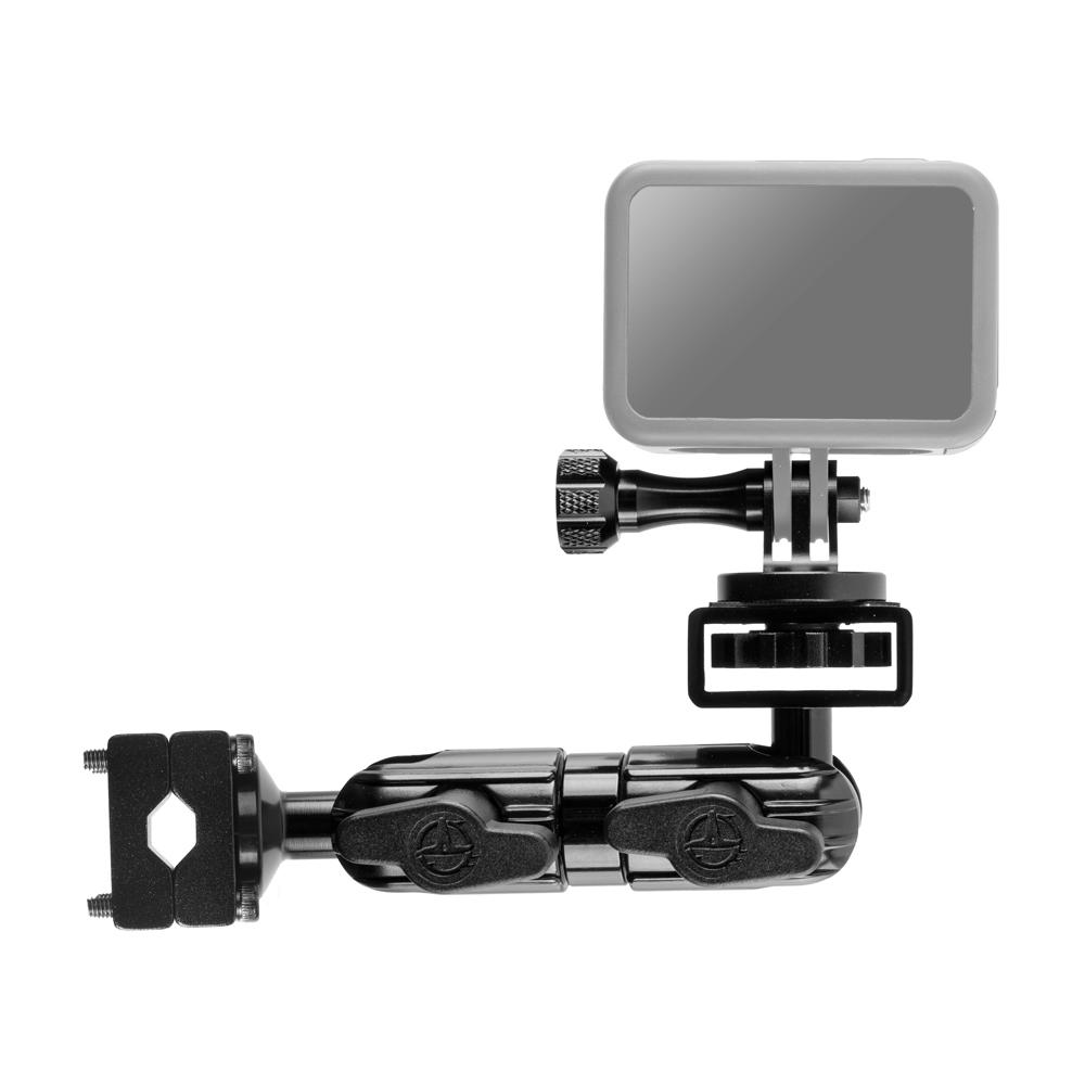"Enduro Series™ Motorcycle Camera Mount | Compatible with GoPro and Action Cameras | 3.5"" Arm 