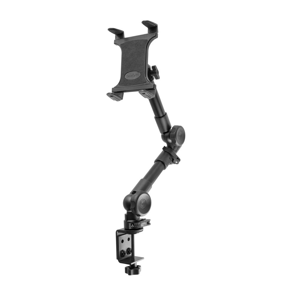 "Heavy Duty Table Clamp Mount | 20""-24"" Telescoping Arm 