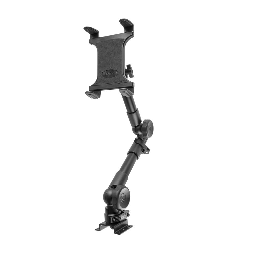 "Heavy Duty Drill Base Mount | 20""-24"" Telescoping Arm 