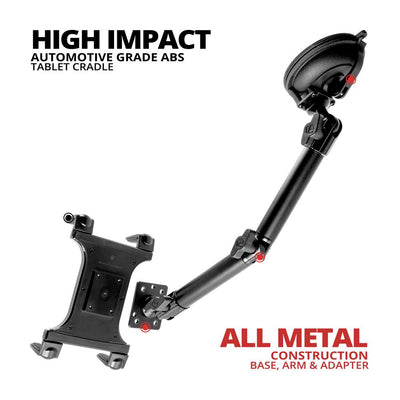 "Suction Cup | 12.5"" Arm 