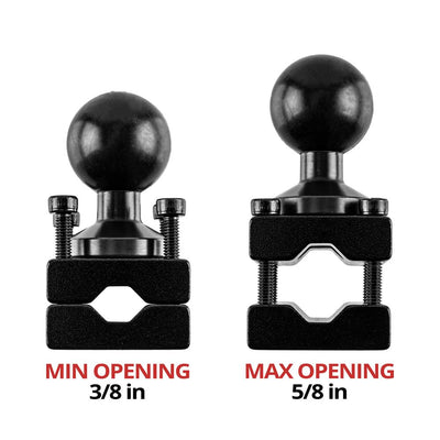 "Bar Mount | 3/8"" to 5/8"" Bars 