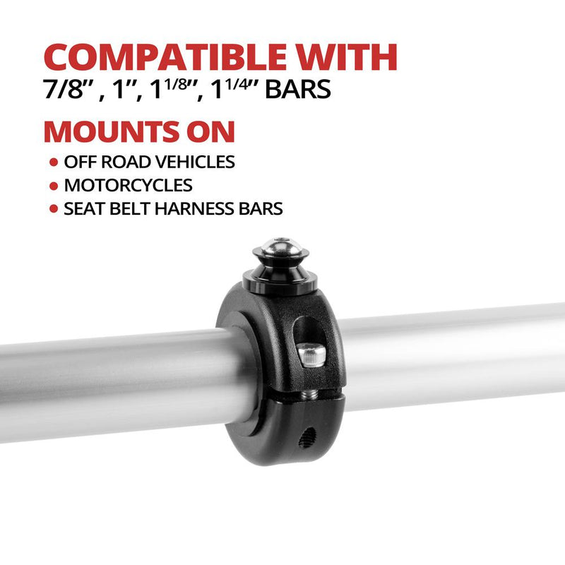 "Bar Mount | 7/8"" - 1-1/4"" Bars 