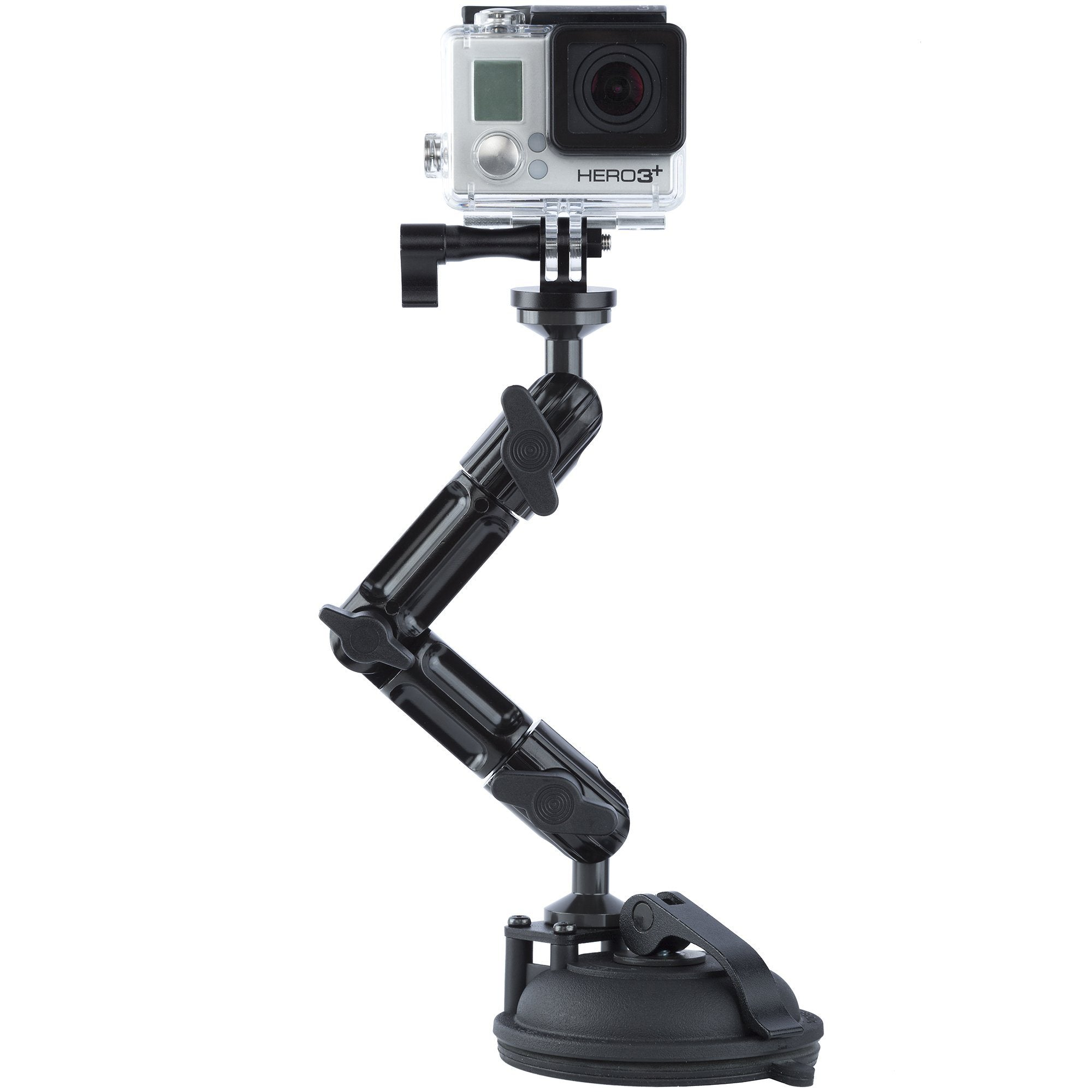 Suction Cup Mount for GoPro and Action Cameras Car Mount