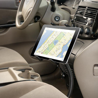 Tablet Mount for Car and Taxi - Tackform Enterprise Series