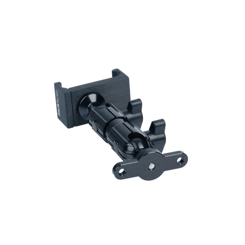 Enduro Series™ Low Profile Drill Base Phone Mount | Low Profile Arm | Connects To Familiar Amps Pattern Devices