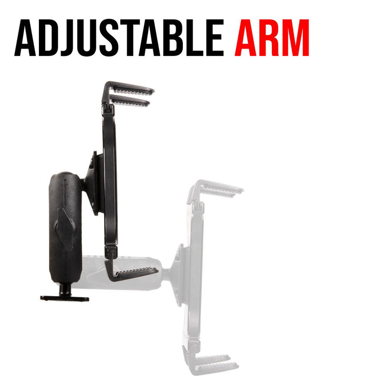 "AMPS Drill Base Mount | 3.75"" Arm 