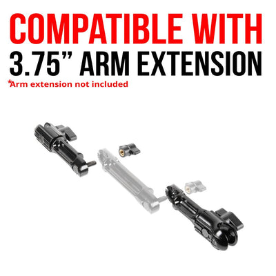 "Arm | 7.25"" Long 