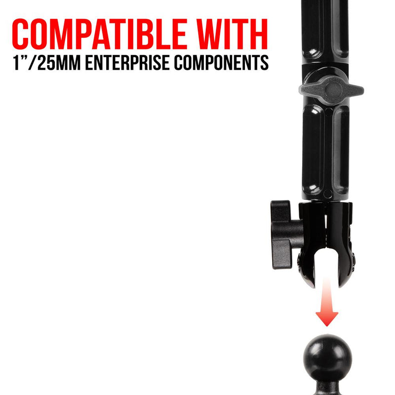 "Arm | 7.5"" Long 