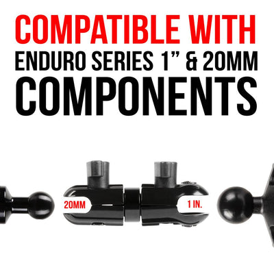 "3.75"" Stud Arm 