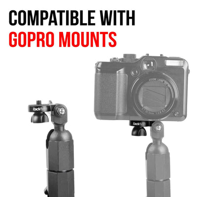 GoPro to Camera Adapter - Aluminum