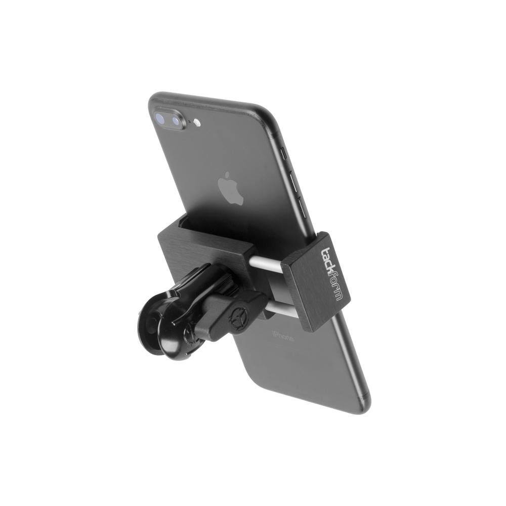 "Phone Holder | Spring Loaded Grip | 1""/25mm Ball Socket"