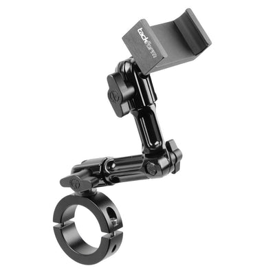 "UTV SxS Roll Bar Spring Loaded Phone Mount | 1.75"" Clamp 