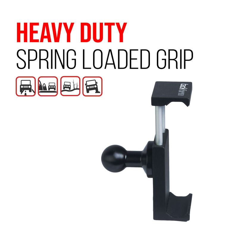 Tackform Enduro Spring Tight Phone Cradle 20mm