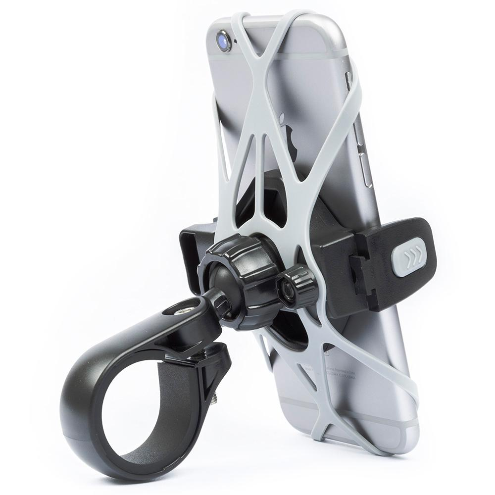 Iphone Bike Mount >> Slim Fit Cell Phone Bike Mount Tackform