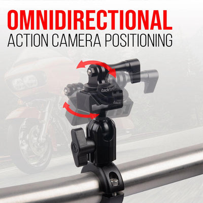Enduro Series™ Motorcycle Action Camera Mount - Omnidirectional