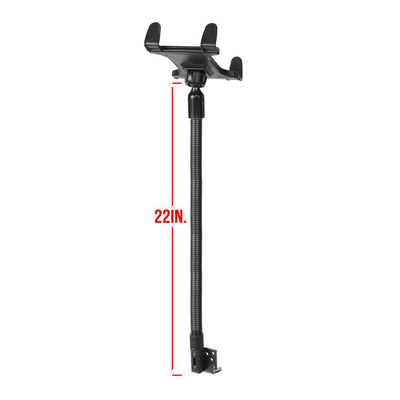 "Seat Rail/Floor Bolt Mount | 22"" Rigid Aluminum Neck 