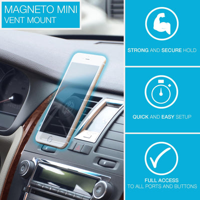Magnetic Phone Holder | Vent Mountable