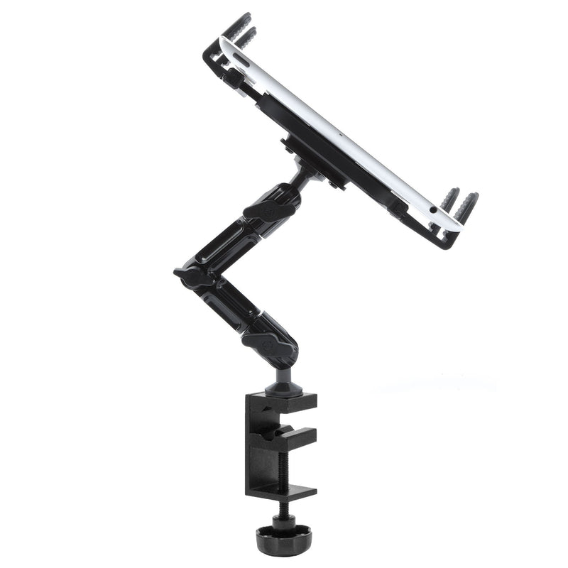 Table Clamp Tablet Holder for Microphone Stand for iPad