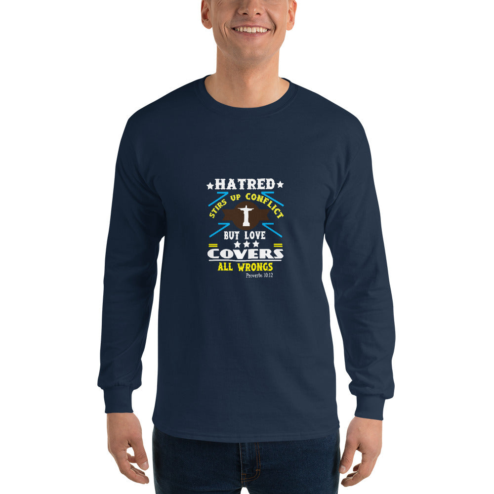 Long Sleeve Christian T-Shirt