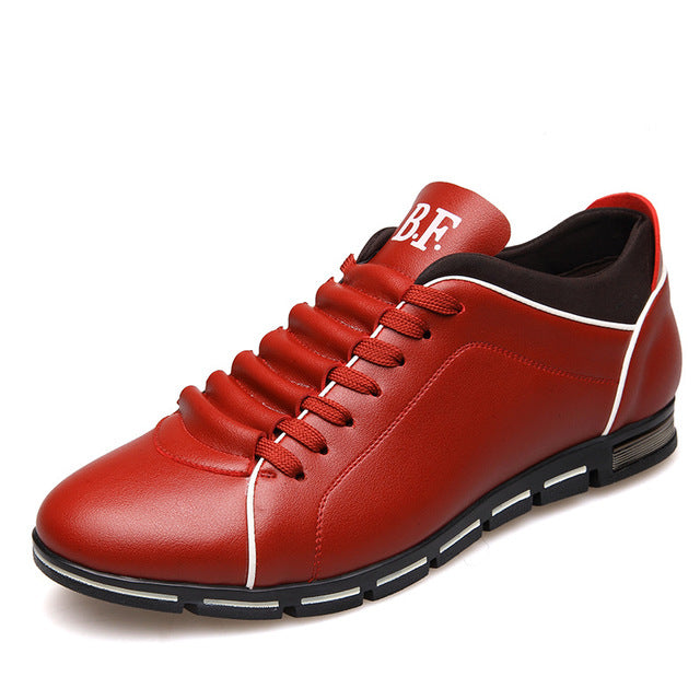 Luxury Brand Men Breathable Casual Leisure Shoes