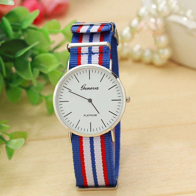 Women Casual Stainless Steel Quartz watches