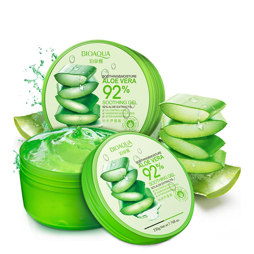 Moisturizing Pure Natural Aloe Vera Smooth Gel