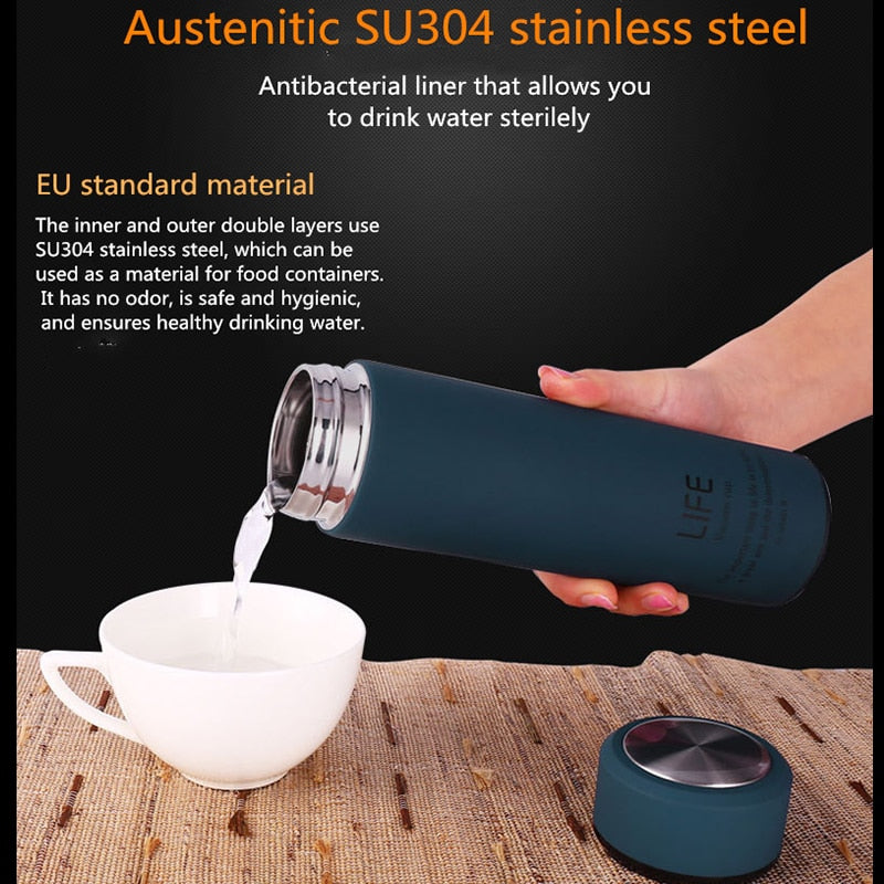 Insulate Stainless Steel Tea Thermos
