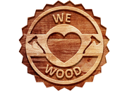 we love wood ♥