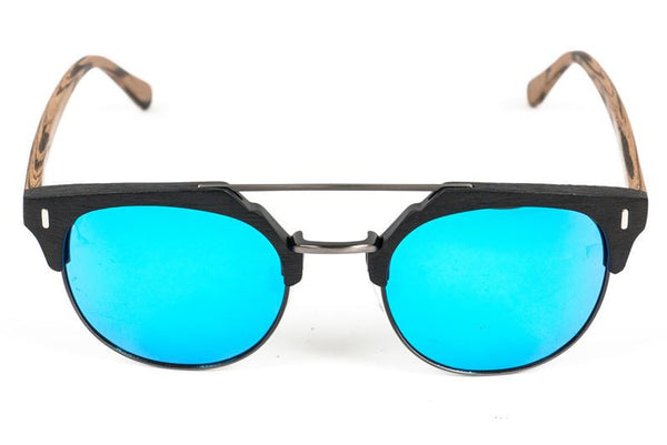 "Clubmaster Sunglasses ""Paul"" blue"