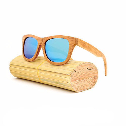 Sunglasses Bamboo Wood
